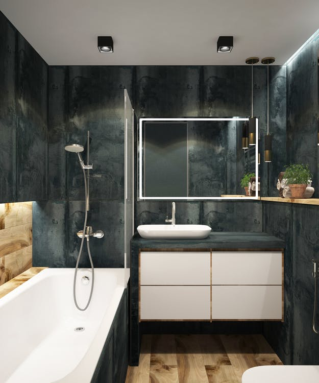 How to Vent a Bathroom with No Outside Access or Window
