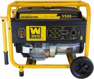 Wen 56551 5000 Watt Generator quietest generator