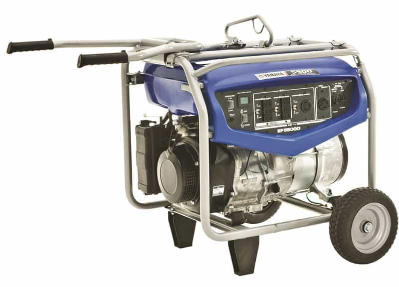 Yamaha Gen 5500-B3 Portable Generator