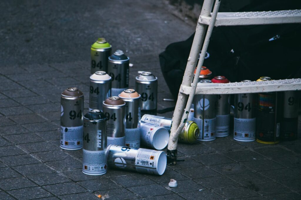 How Long Should I Wait for Spray Paint to Dry?